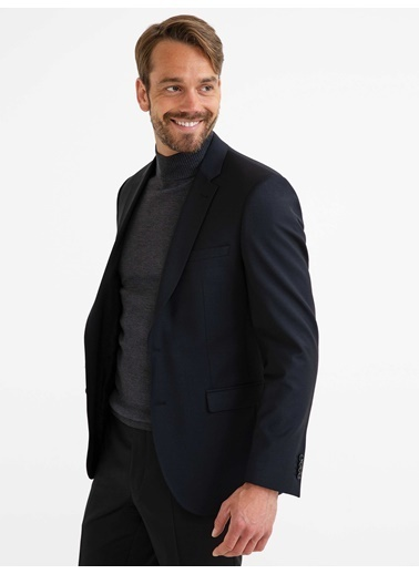 Cacharel Ceket Siyah